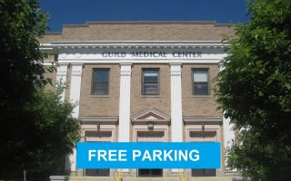 Guild Medical Building WITH FREE PARKING