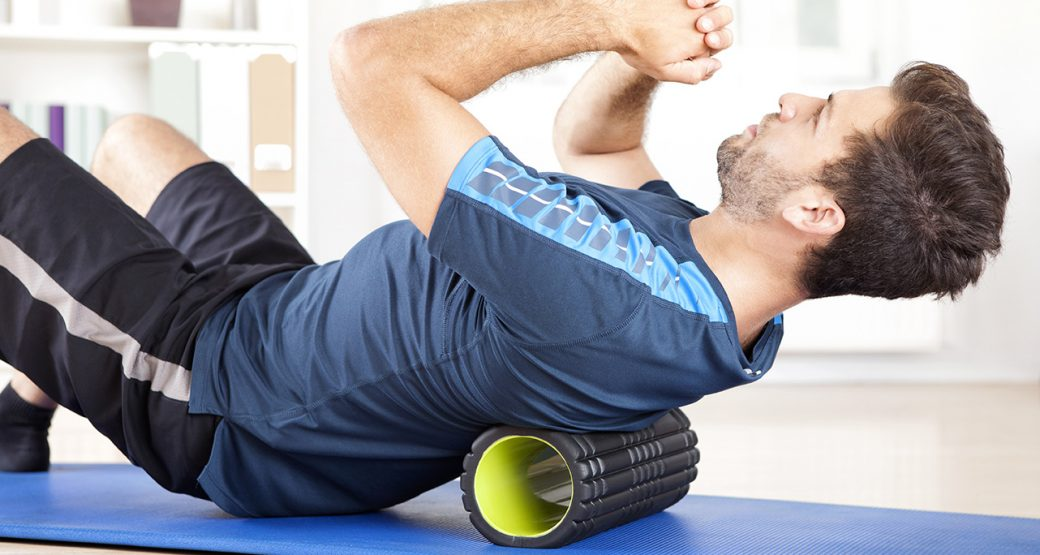 Foam Rollers for Back and Spine Relief