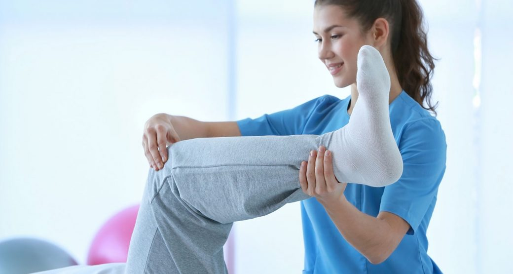 Outpatient Physical Therapy after Replacement Surgery
