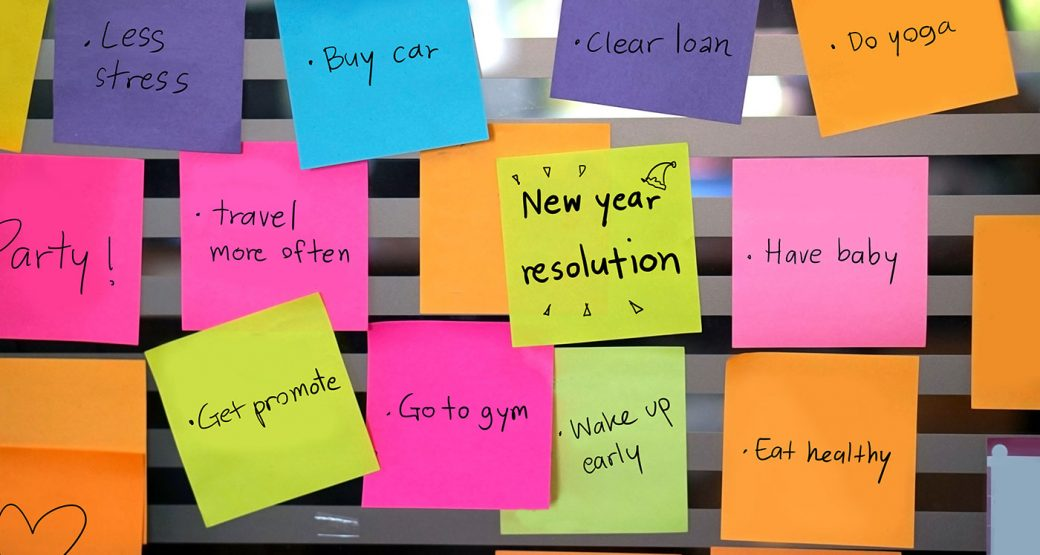 Time to Restart Your New Year's Resolution