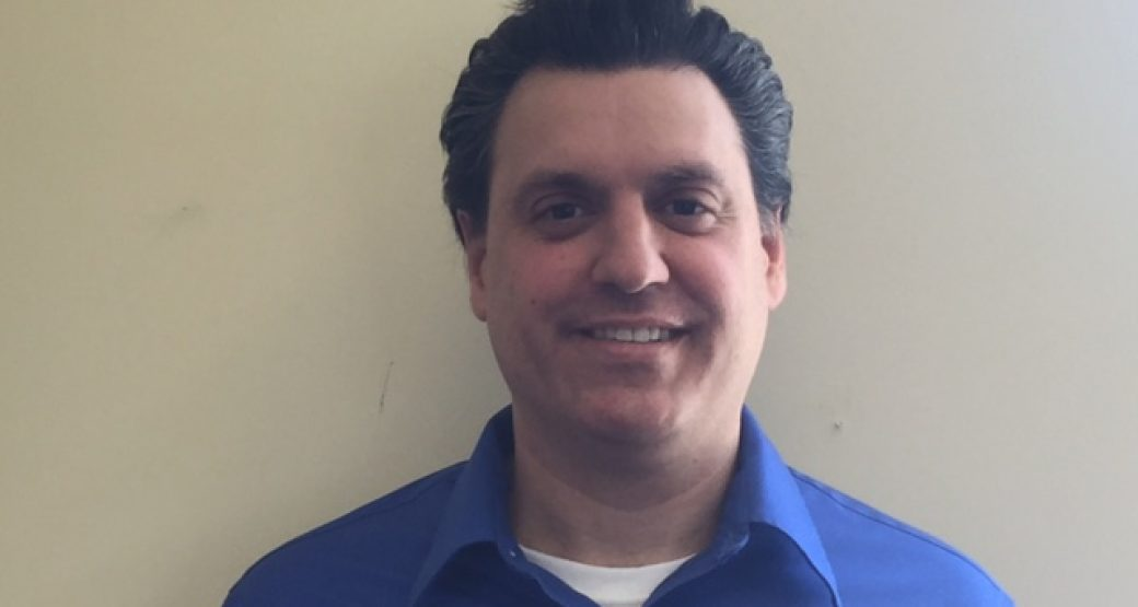 Help Us Welcome Stephen Costantino, MPT