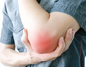 Bursitis pain